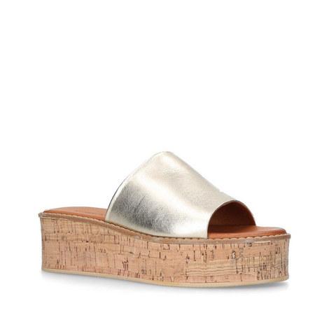 Maci Flatform Sandals, ${color}