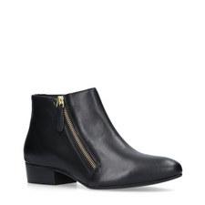 Sally Zip Boots