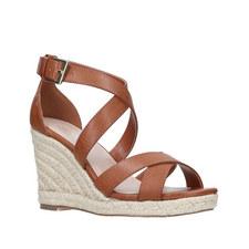 Smashing Espadrille Wedge Sandals