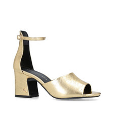 Lisle Block Heel Sandals