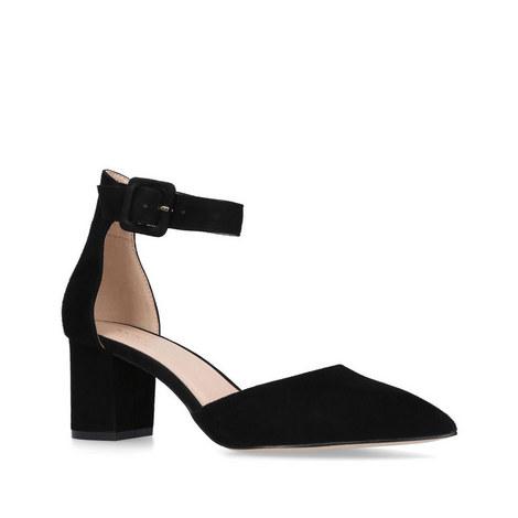 Burlington Heeled Court Shoes, ${color}