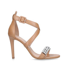 Knightsbridge Crystal Sandals