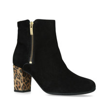 Rail Ankle Boots