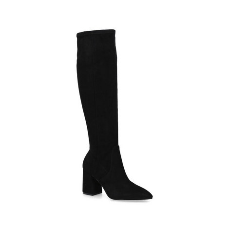 Waspy Knee High Boots, ${color}