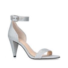 Cashane Open Toe Heeled Sandals