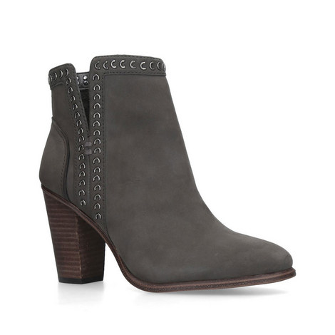 Finchie Studded Ankle Boots, ${color}