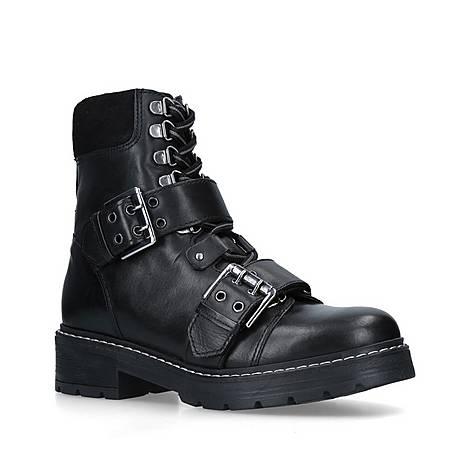 Saunter Biker Boots, ${color}