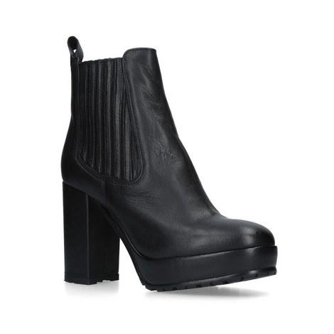 Spice Platform Chelsea Boots, ${color}
