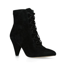 Vivian Heeled Ankle Boots