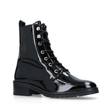 Saffie Lace Up Boots