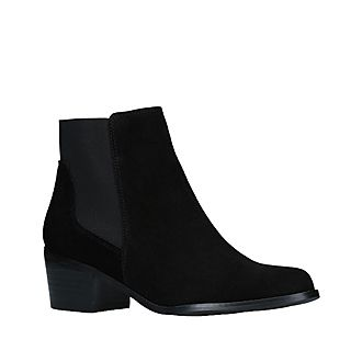 Spider2 Ankle Boots