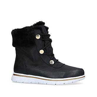 Randy Faux Fur Snow Boots