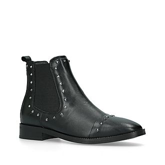 Tony Studded Ankle Boots