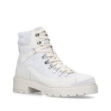 Shake Block Heel Biker Boots