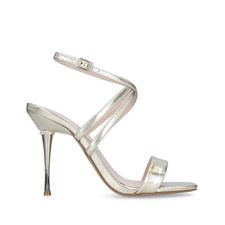 Goldi Stiletto Sandals