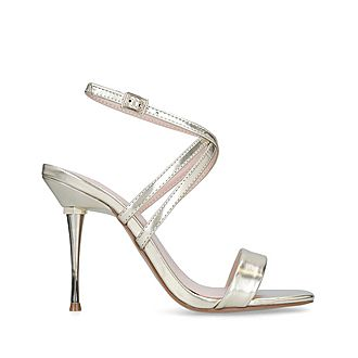 Goldi Stiletto Sandals
