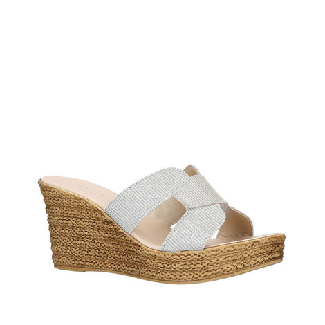 Stacie Slip On Wedges, ${color}