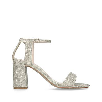 Kiki Metallic Sandals