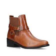 Saddler Ankle Boots