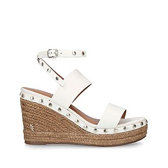 Alma Wedge Sandals