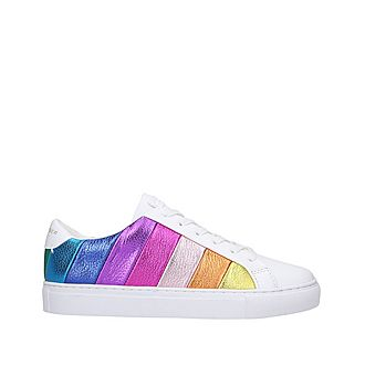 Lane Stripe Trainers