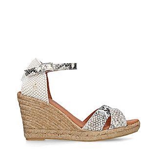 Leona Wedge Sandals