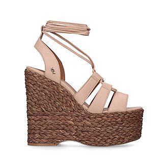 Nova Wedge Sandals