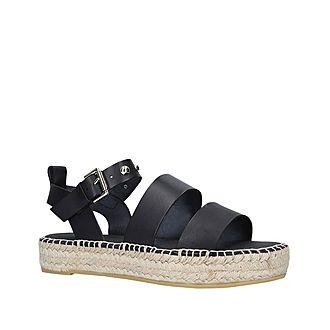 Kleverfest Flatform Espadrille Sandals