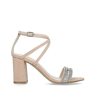 Gita Block Heel Sandals