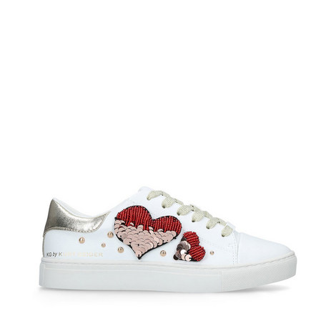 Lovey Heart Trainers, ${color}