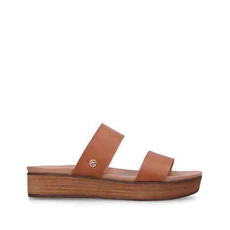 Robby Flatform Sandal, ${color}