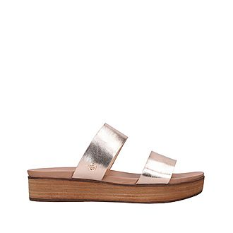 Robby Flatform Sandal