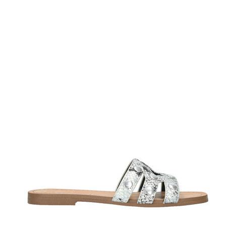 Vazista Studded Slide Sandals, ${color}