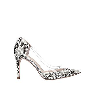 Atlas Perspex Shoes