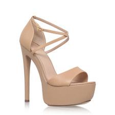 Nanette Platform Sandals