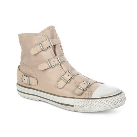 Lizzy High Top Trainers, ${color}