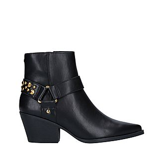 Tick Ankle Boots