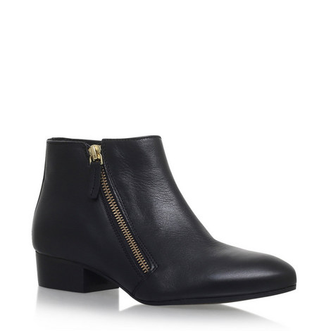 Sally Zipped Ankle Boots, ${color}