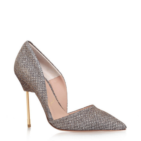 Bond Metallic Court Shoes, ${color}