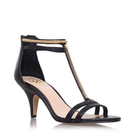 Mitzy Mid Heel Sandals, ${color}