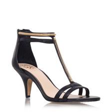 Mitzy Mid Heel Sandals