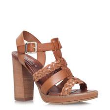 Krill High Heeled Sandals