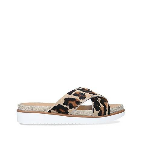 Kream Slip-On Sandals, ${color}