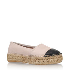 Mellow Leather Espadrilles