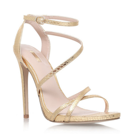 Georgia High Heel Sandals, ${color}