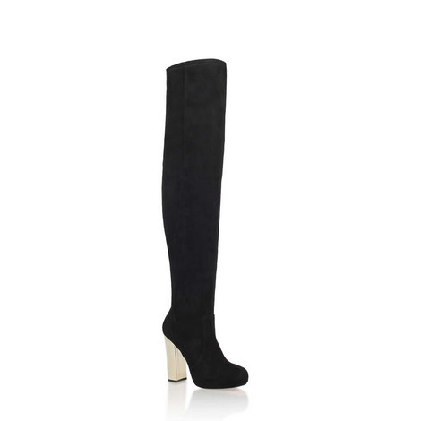 Whisper Over Knee Boots, ${color}