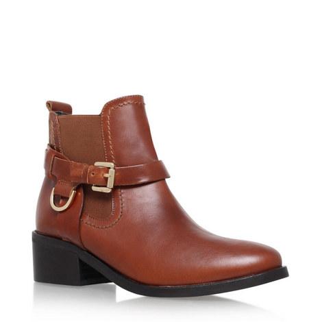 Saddle Chelsea Boots, ${color}