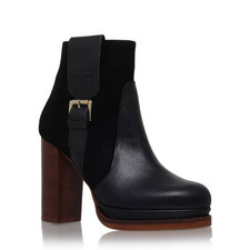 Sibling High Heel Ankle Boots