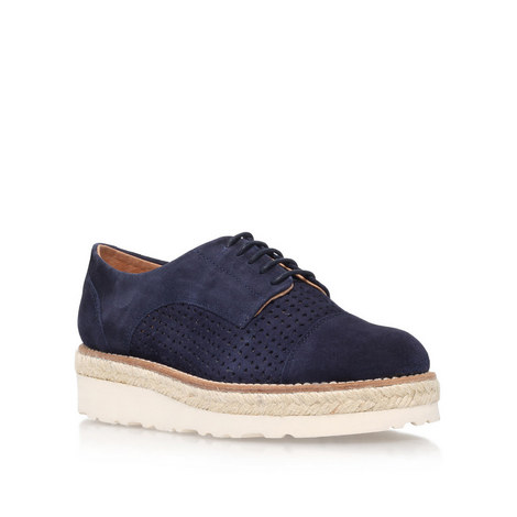 Lucky Platform Brogues, ${color}