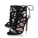 Gracie Caged Heeled Sandals, ${color}
